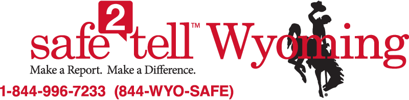 Safe-2-Tell Wyoming