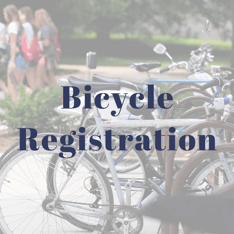 Bicycle Registration pic